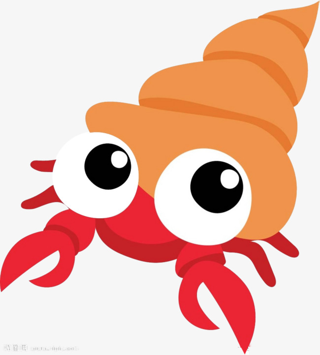 Cute Hermit Crab Png & Free Cute Hermit Crab.png Transparent Images.