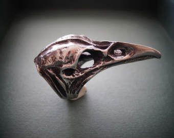 Crow ring.