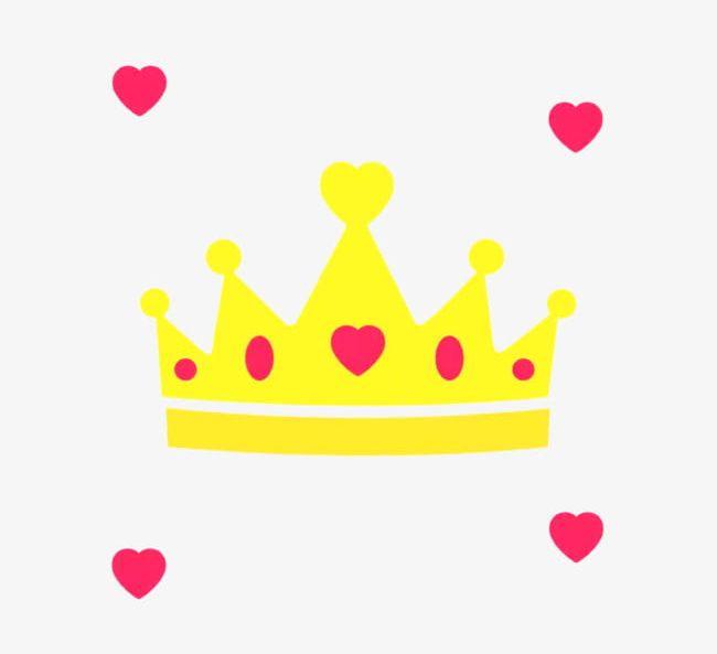 Cute Darling Crown Material PNG, Clipart, Backgr, Cartoon, Cartoon.
