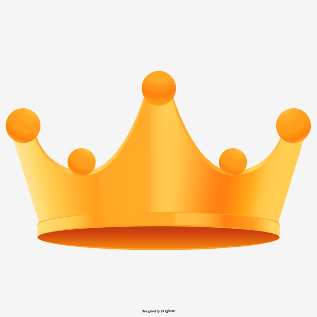 Cute Crown Png, Vector, PSD, and Clipart With Transparent Background.
