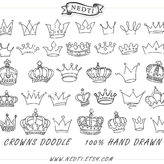 17 Best ideas about Crown Drawing on Pinterest.