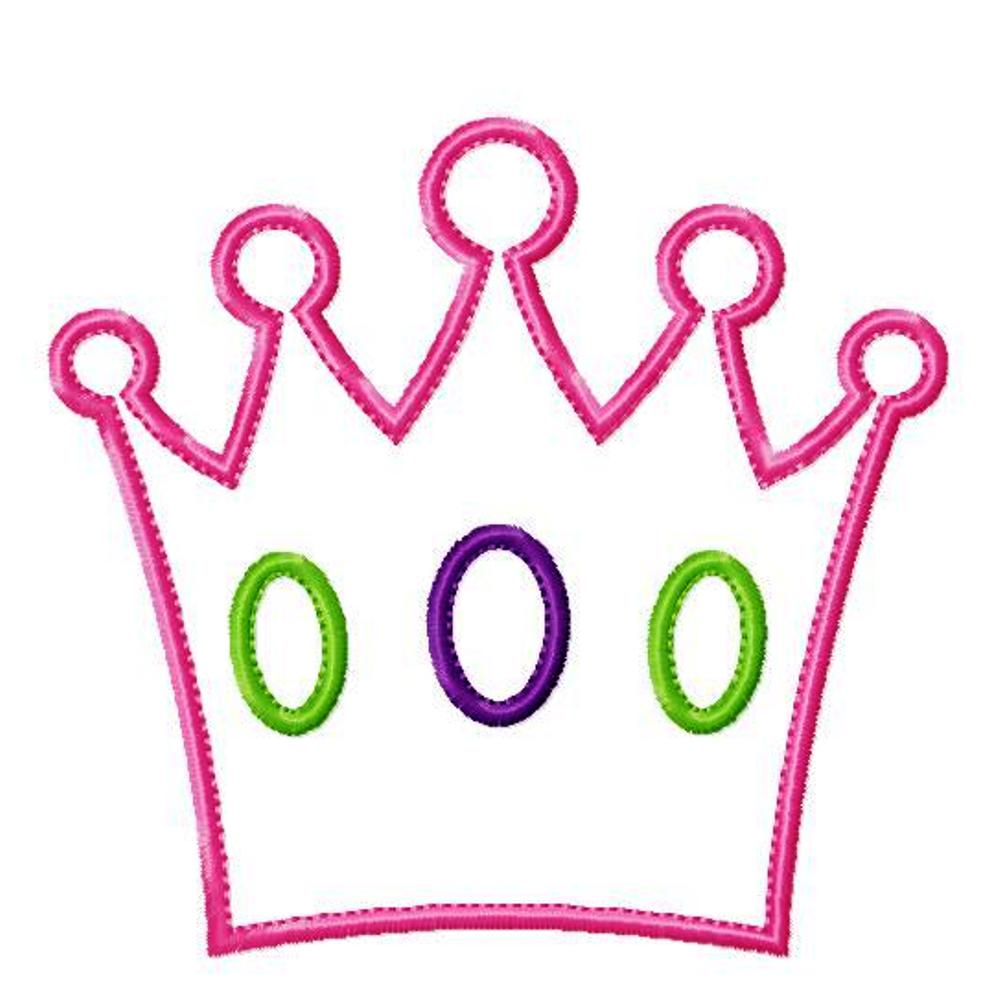 Cute Crown Clipart.