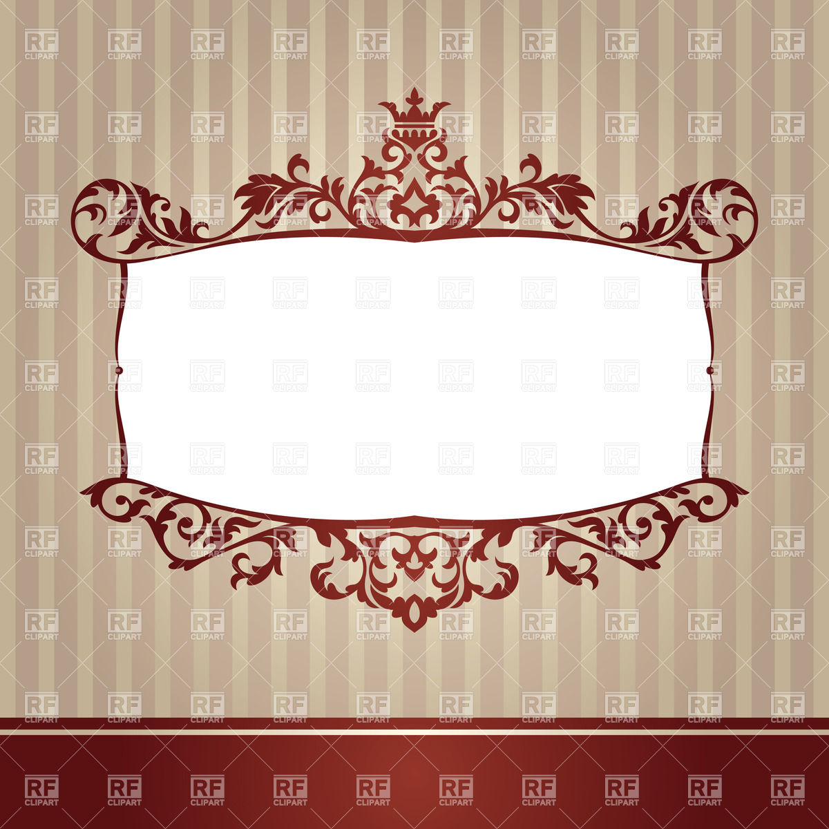 cute decorative frame clipart - Clipground