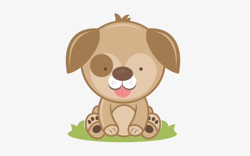 Graphic Transparent Cute Dog Clipart Free Clip Art Puppy 432×432.