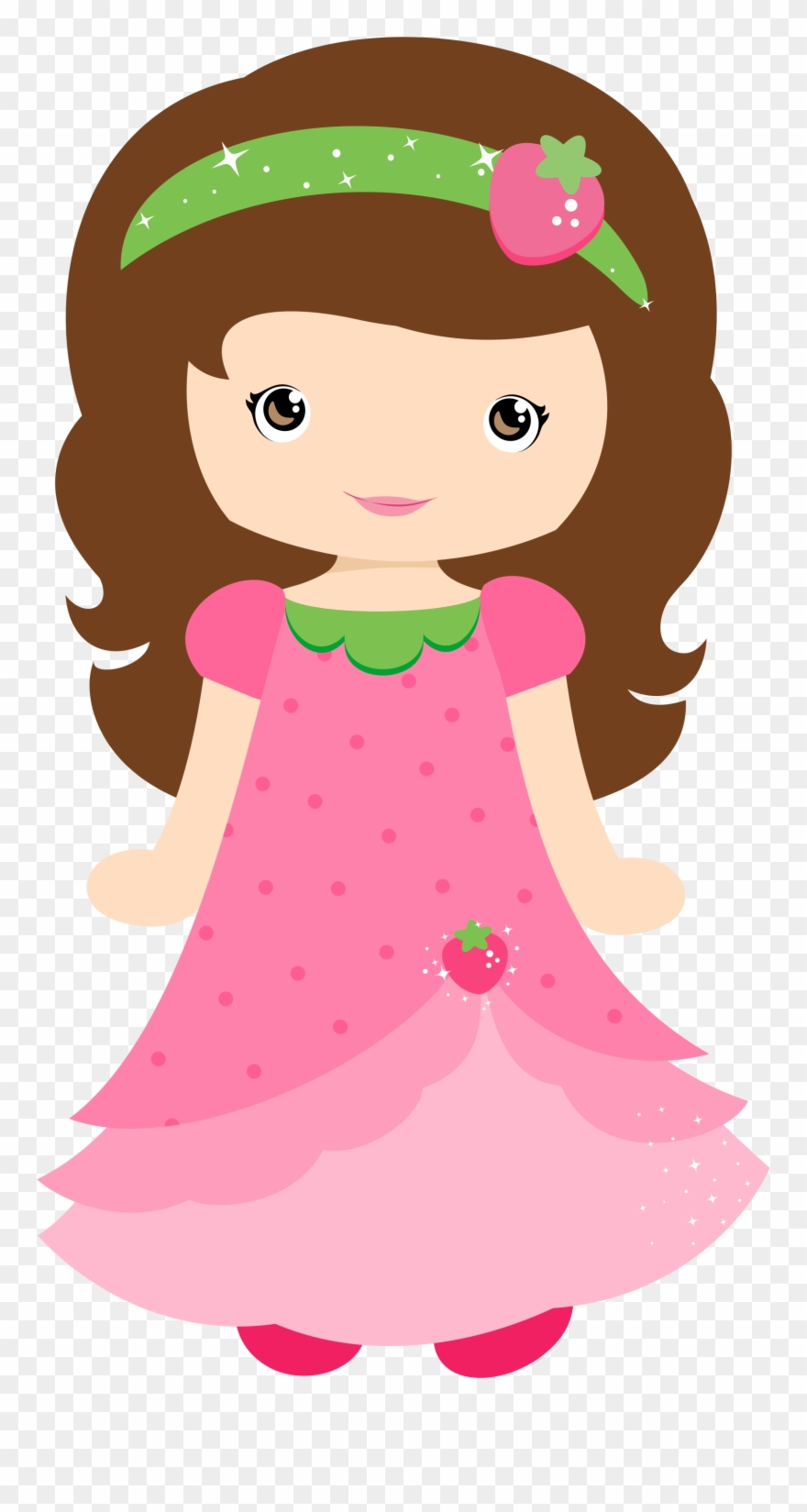 Cute Clipart, Girl Clipart, Cute Dolls, Cute Kids,.