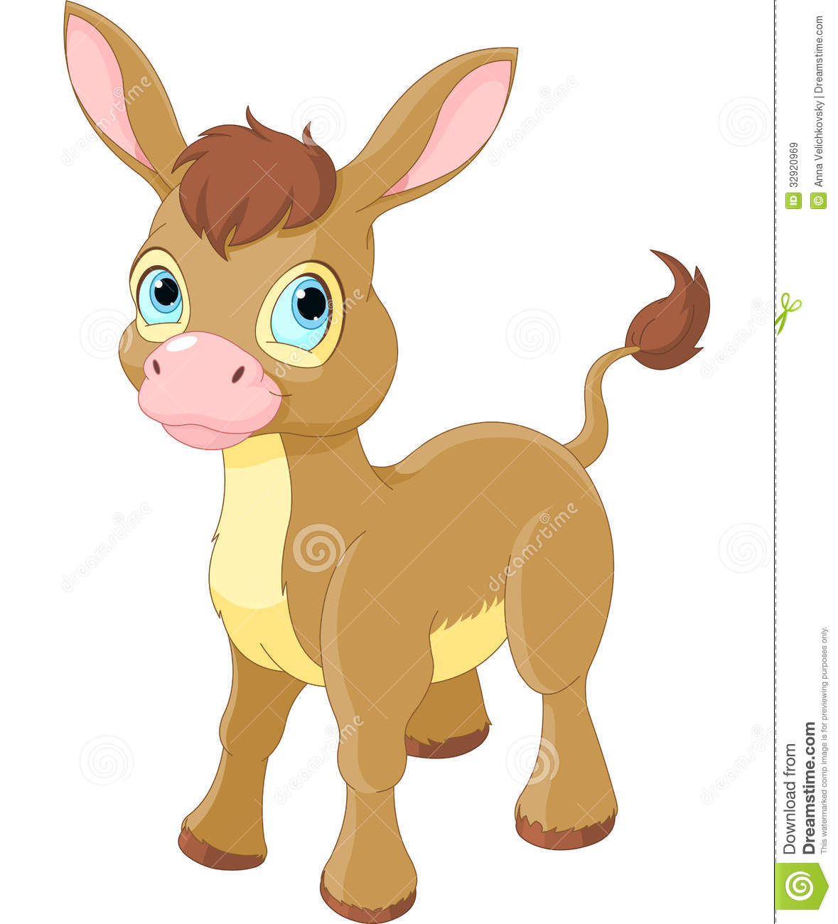 Similiar Baby Donkey Cartoon Keywords.