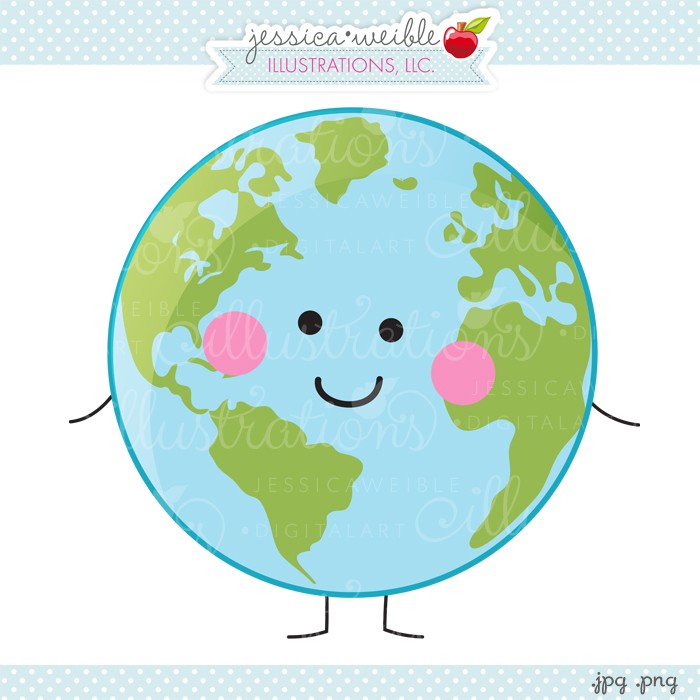 Smiling Earth.