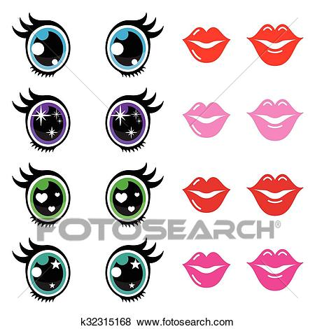 Cute Eyes Clipart (96+ images in Collection) Page 1.