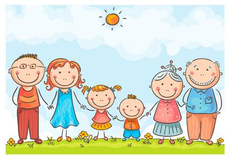 97,996 Cute Family Stock Vector Illustration And Royalty Free Cute.