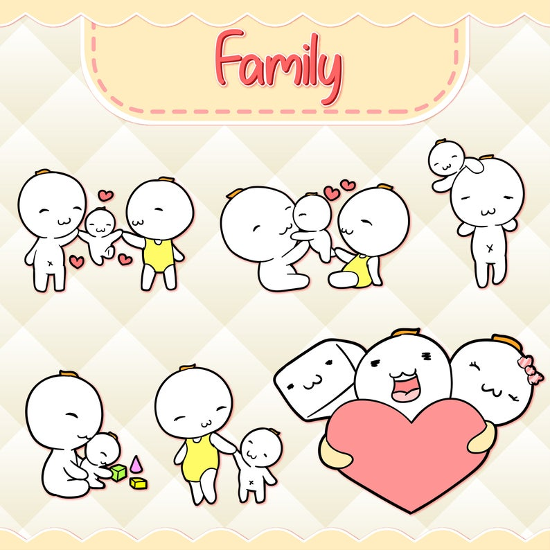 Family Clipart.