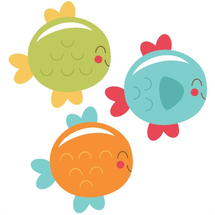 Free Clip art of Cute Fish Clipart #2806 Best Cute Fish Clipart.