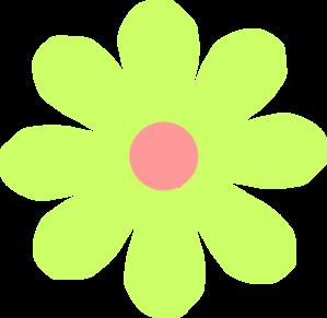 Flower Cute Clip Art at Clker.com.