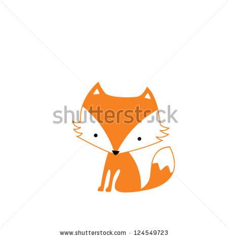 cute fox drawings.