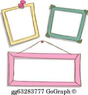 Cute Frame Clip Art.