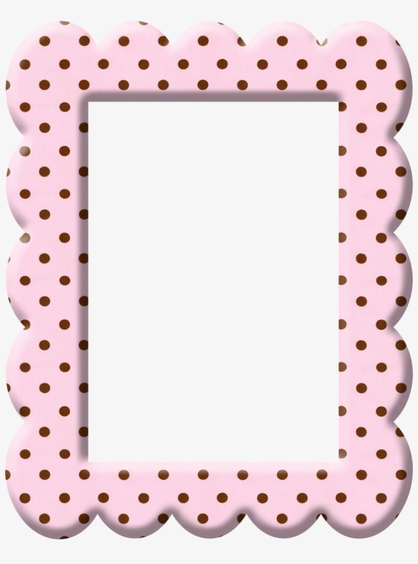 B *✿*strawberry Chocolate Cute Frames, Printable Frames,.
