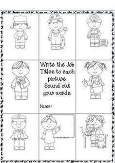 Cute Free Hometown Helpers Black And White Clipart Clipground