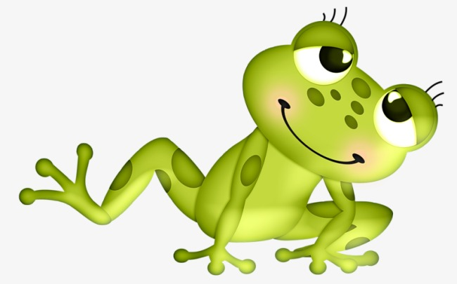 Cute Frog, Frog Clipart, Cute Clipart, F #87333.