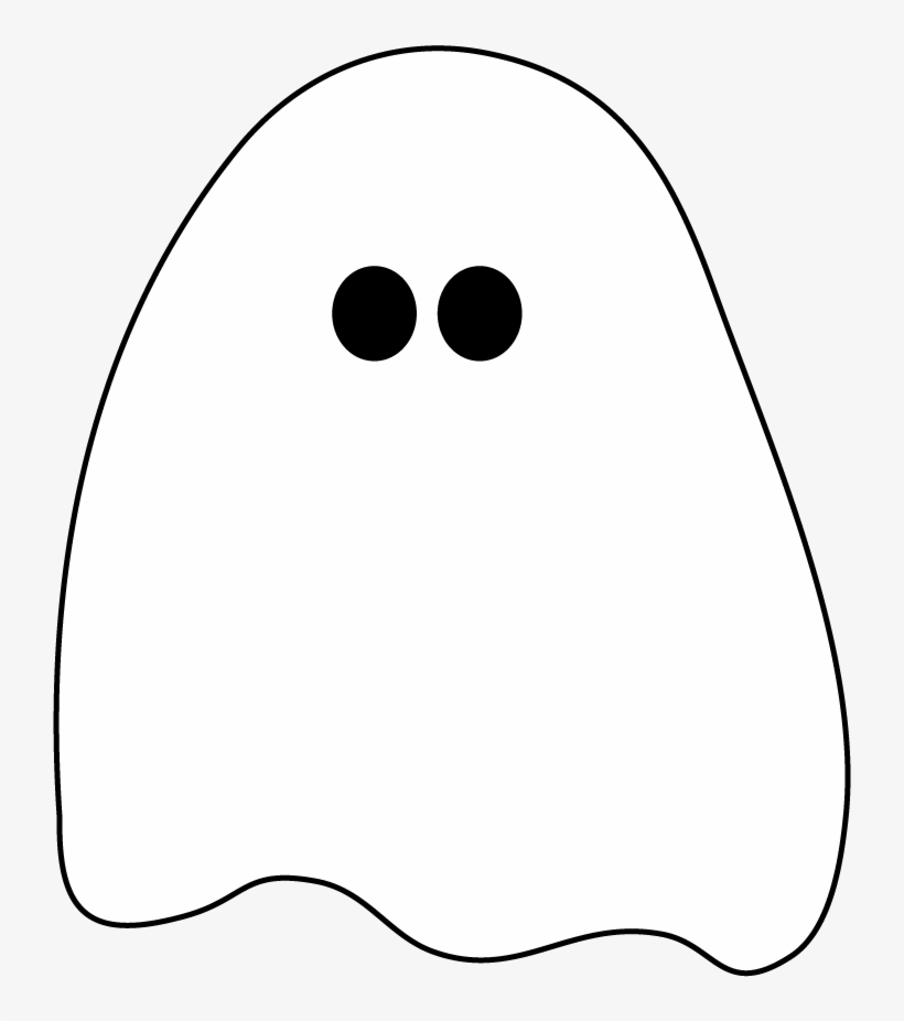 28 Collection Of Halloween Ghost Clipart For Kids.