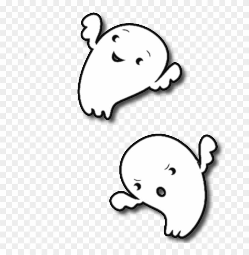 Cute ghosts clipart 2 » Clipart Portal.