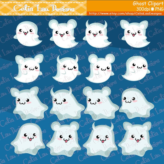 Cute Ghost Clipart Emoji 20 Free Cliparts Download Images On