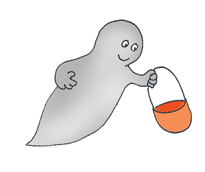 Cute ghost clipart for kids melongeadz.