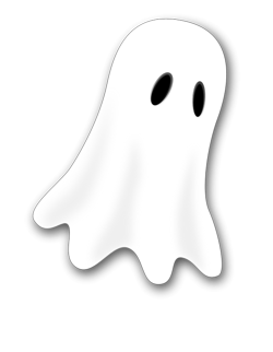 Ghost Clipart Transparent.