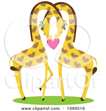 Showing post & media for Cartoon giraffe heart.