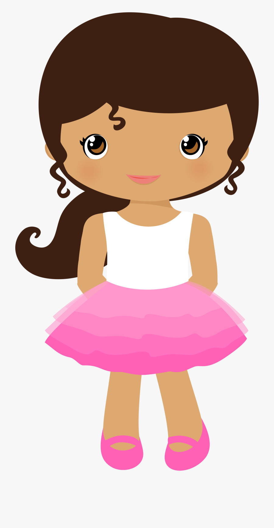 Cute Girl Clipart , Free Transparent Clipart.