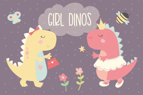 Girl Dinos.