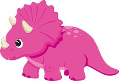 Free Pink Dinosaur Cliparts, Download Free Clip Art, Free Clip Art.