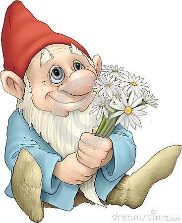 Clipart Gnome.