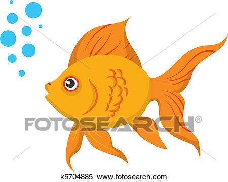 Goldfish Clipart.