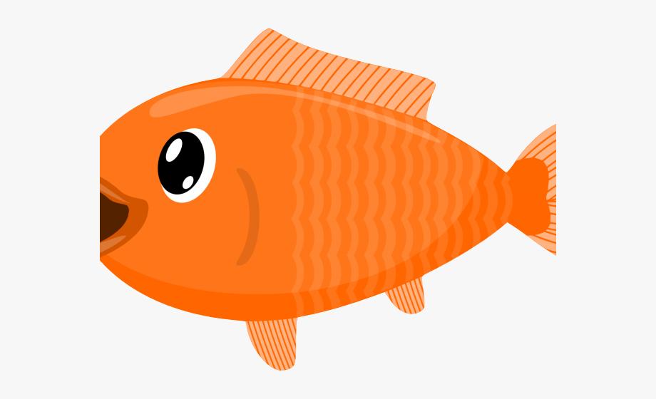 Goldfish Clipart Isda.