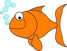 Goldfish Clip Art.