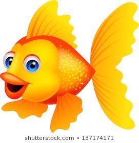Cute goldfish clipart 1 » Clipart Portal.