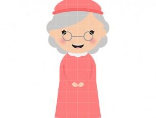 Proud grandma cute clipart cliparthut free.