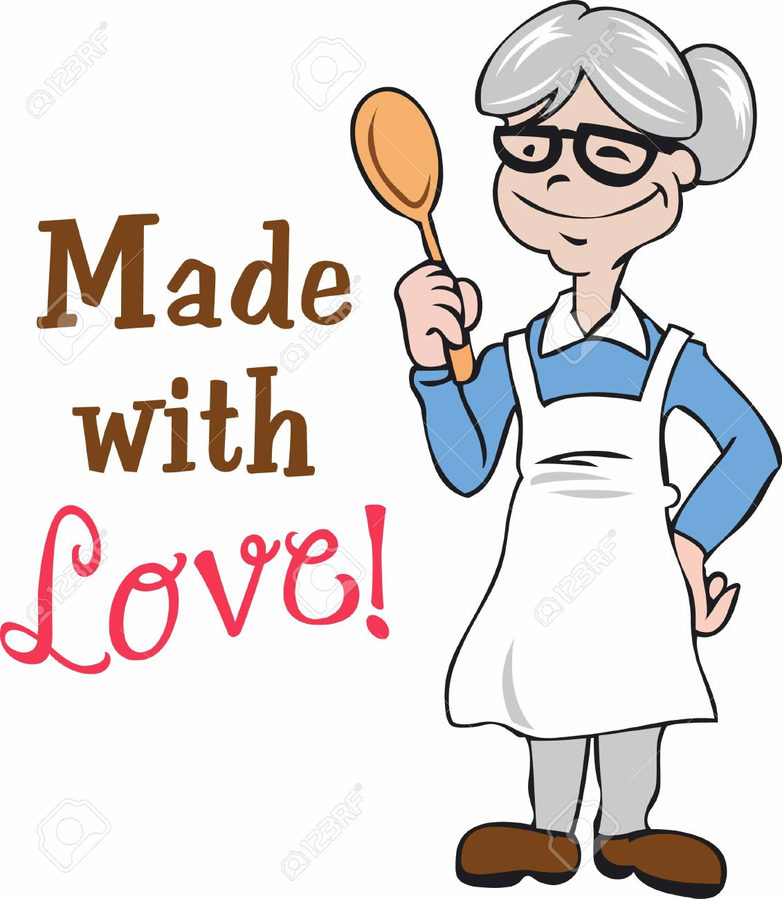 cute grandma cooking clipart 20 free Cliparts | Download ...