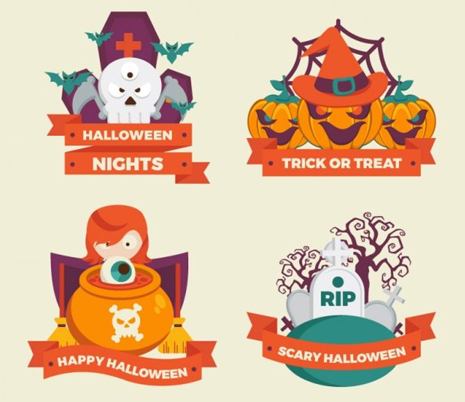 Top Halloween Web Design Freebies for Your Site.