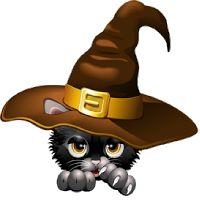 307 best images about Halloween Clip Art on Pinterest.