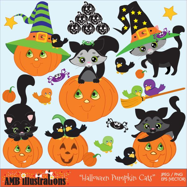 17 Best ideas about Halloween Clipart on Pinterest.