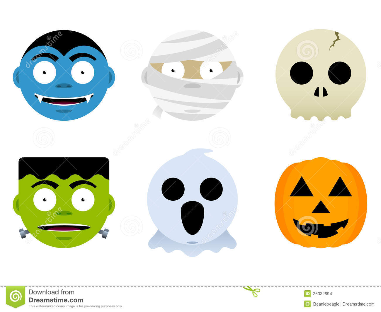 Halloween Characters Pictures.