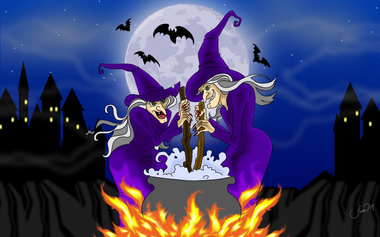Cute Halloween Clipart Desktop.