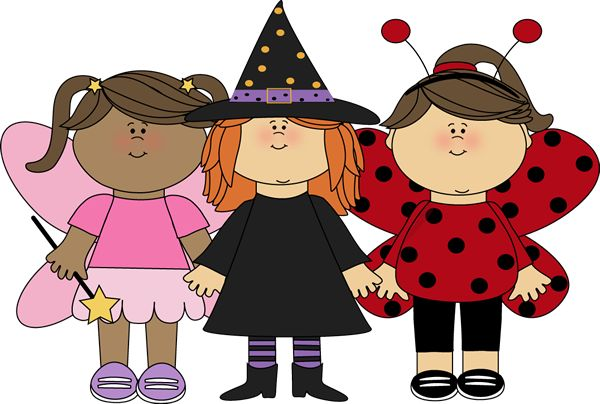 Halloween Clipart For Kids.