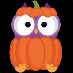 Clipart Halloween Owl.