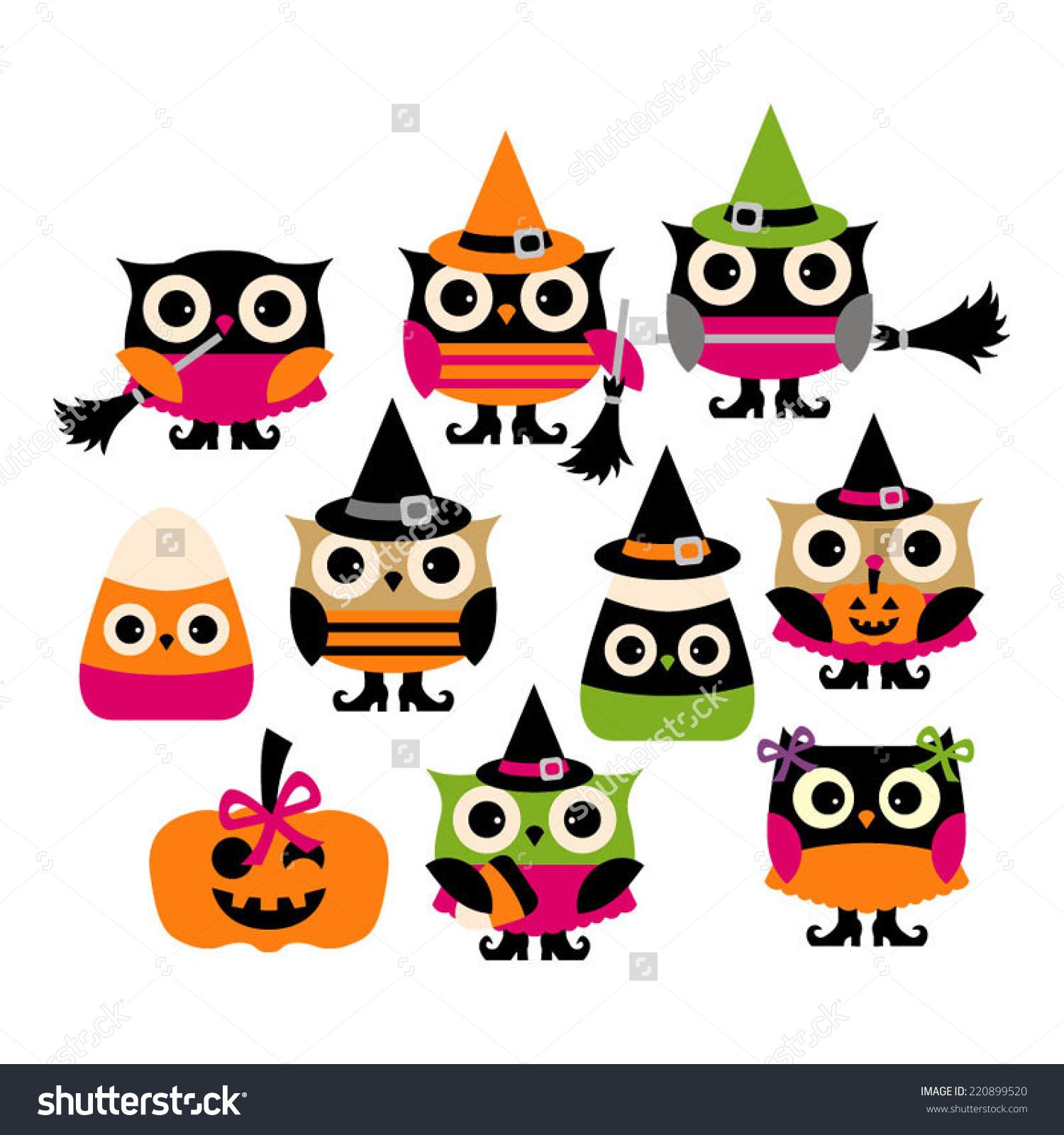 Halloween Owl Clip Art & Halloween Owl Clip Art Clip Art Images.