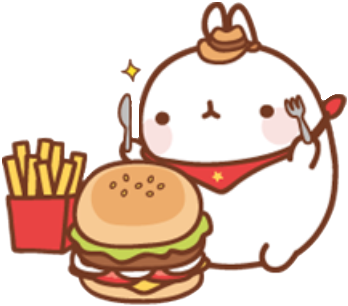 Clip Art Food Japanese Cuisine Kawaii Hamburger.
