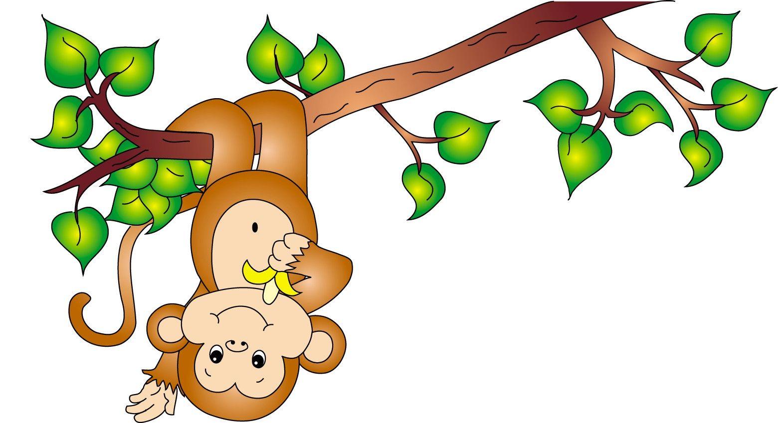 Cartoon Monkey Wallpapers.