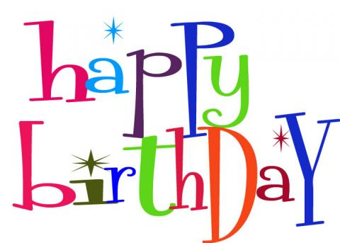 20 Free Cute Happy Birthday Clipart!.