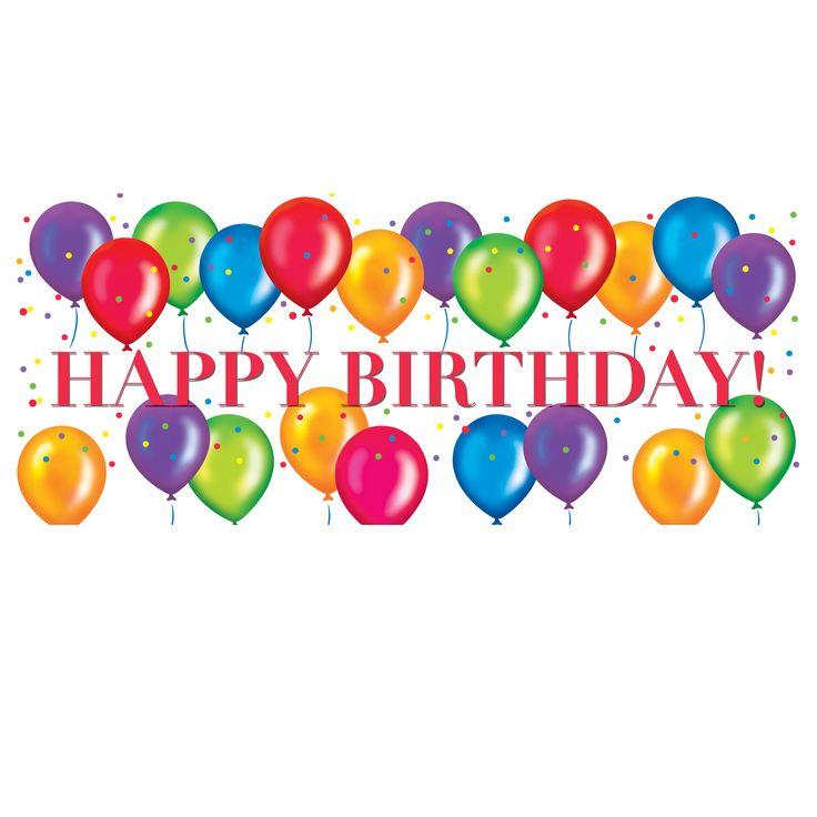 Pinterest Clipart Birthday.