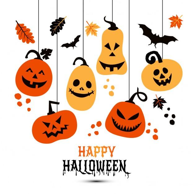 Cute Halloween Clipart.